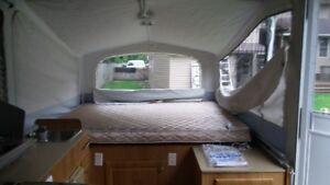Hard Top tent trailer