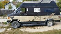 GMC Camper Van Trade for riding mower