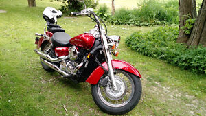 2011 Honda Shadow Aero VT750C, Incredible, Easy Riding Bike