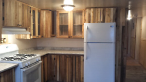 Three bedroom. Completely renovated.