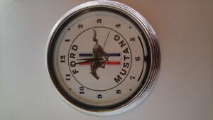 Horloge ford mustang