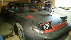 1991 Toyota Celica GT-FOUR Rally Project