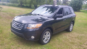 2010 Hyundai Santa fe awd 3.5L loaded