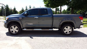 2007 Toyota Tundra Limited, Leather, 5.7L, 4x4, Many Upgrades