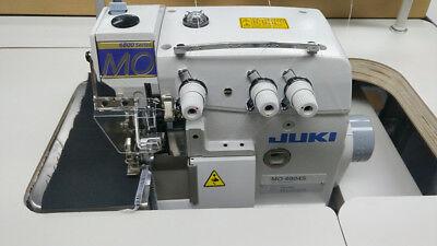 Juki Mo-6804s Industrial 3 Thread Overlock Serger - New W Servo - Mo-6704s