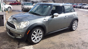 2008 MINI Cooper S Hatchback