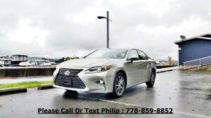 2016 Lexus ES350 Touring Sedan