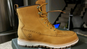 Timberland Britton Hill Moc Toe Boots