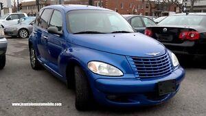 Chrysler PT Cruiser 4dr Wgn Turbo 2003