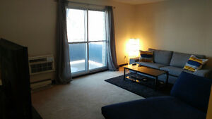 MARCH + APRIL FREE + $400 / 1 Bedroom w/ Balcony in St. B Sublet