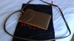Cross body bag/wallet with long strap