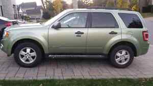 2008 ford Escape xlt auto