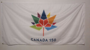 Canada 150 Years by Flag & Sign Depot