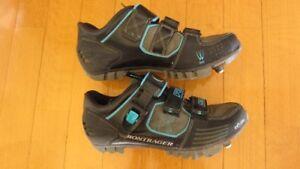 Souliers de vélo de montagne Bontrager - femmes 8.5