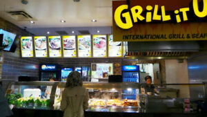 $449,000 Grill It Up Food Court Scarborough Town Center For Sale