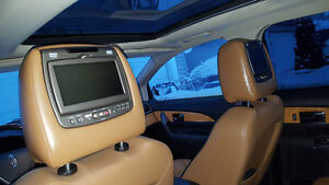 2013 Lincoln MKX SUV, Crossover with Dual Headrest Entertainment