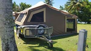 OPEN FOR INSPECTION....Camel Camper Trailer Idalia Townsville City Preview