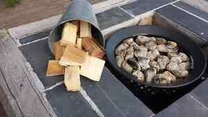Smoking wood chunks !! Half price of retail
