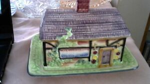 VINTAGE 1940 CHEESE HOUSE