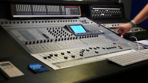 Tascam DM4800 Pro Studio Recording Mixer Console and Daw CTL