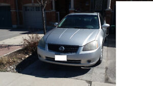 2005 NISSAN ALTIMA 3.5L SE  - As is
