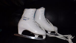2 Pairs of Girls Figure Skates $ 15.00 Each