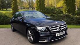 2016 Mercedes-Benz E-Class E220d AMG Line Premium 9G-Tron Automatic Diesel Saloo