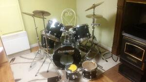 Set de drum 12 morceaux