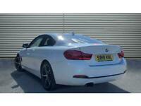 2018 BMW 4 Series 2.0 420d Sport Auto (s/s) 2dr Coupe Diesel Automatic
