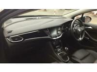 2016 Vauxhall Astra 1.4i Turbo Elite Nav 5dr Hatchback Petrol Manual