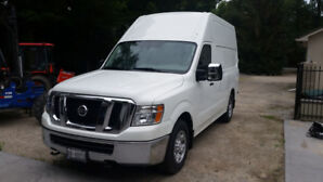 2016 Nissan NV 3500 Rare High Roof 1 Owner!!