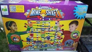 MINE SHAFT BUILDING GAME BY THE LEARNING JOURNEY INTERNTIONAL Stratford Kitchener Area image 1