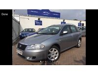 2005 05 FIAT CROMA ESTATE CAR SUPERB DRIVE LOW MILES FSH VERY CLEAN CAR CHEAP BARGAIN NEW MOT