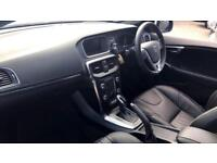 2017 Volvo V40 T2 R-Design Pro Auto Xenium Pa Automatic Petrol Hatchback