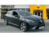 2020 Renault Clio 1.0 TCe 100 RS Line 5dr Petrol Hatchback Hatchback Petrol Manu