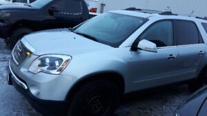 2011 GMC Acadia SLT1 w/ Summer and Winters Tires & Rims