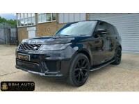 2019 Land Rover Range Rover Sport 3.0 SDV6 HSE DYNAMIC 5d 306 BHP Estate Diesel