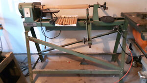 Busy Bee Lathe