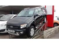 Ford Ranger 3.2TDCi Diesel (200PS) ( EU5 ) 4x4 Wildtrak manual Double Cab Pickup