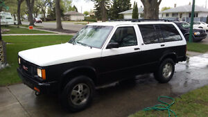 1994 GMC Jimmy SLE **MUST GO!!**