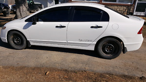 Certified  and E Tested. 08 Honda Civic  DS