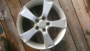 17 Inch Mazda 3 Factory rims Kitchener / Waterloo Kitchener Area image 1