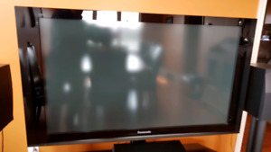 50 inch Panasonic with Stand