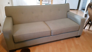 Large Chair and Sofa