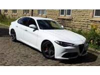2017 Alfa Romeo Giulia 2.2 JTDM-2 180 Speciale with L Automatic Diesel Saloon