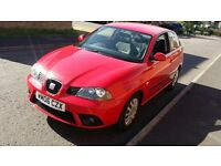 Seat ibiza 1.4, genuine low mileage, 11 months MOT