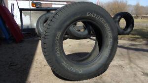 Michelin LTX M/S  P265/70R17