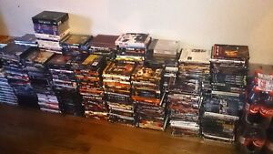660 DVDs - Movies and TV series