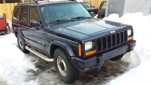 1998 Jeep Cherokee VUS