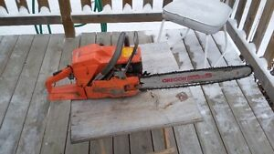 Husqvarna 268 Chain Saw